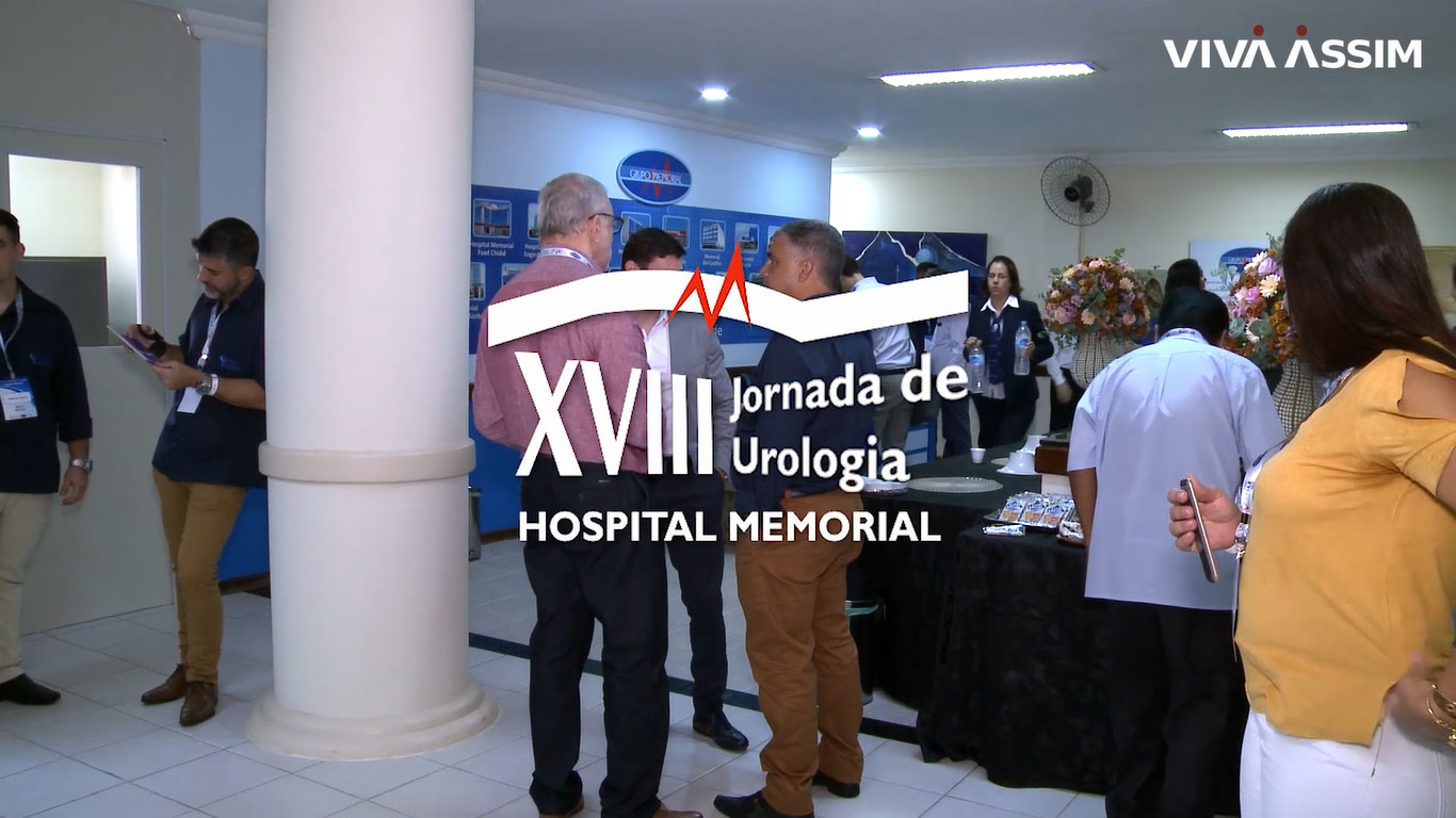 XVIII Jornada de Urologia do Hospital Memorial